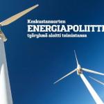 Keskustanuoretn energiapoliittinen työryhmä