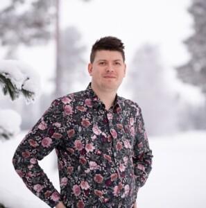 Marko Soini Keskustanuorten hallintokoordinaattoriksi